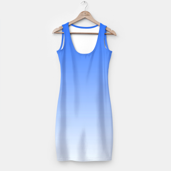 Thumbnail image of Blue Light Ombre Simple Dress, Live Heroes