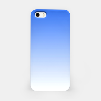 Thumbnail image of Blue Light Ombre iPhone Case, Live Heroes