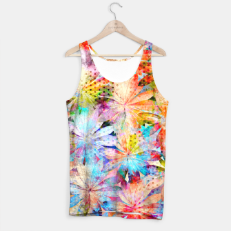 Thumbnail image of Colorful Summer leaves Muskelshirt , Live Heroes