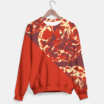 Thumbnail image of RICH RED Sweater, Live Heroes