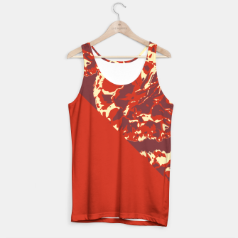 Thumbnail image of RICH RED Tank Top, Live Heroes
