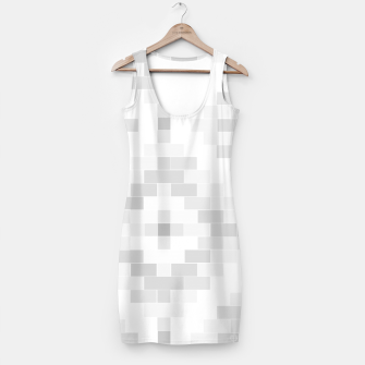 Miniaturka Venetian bricks -gray Simple Dress, Live Heroes