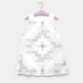 Imagen en miniatura de Venetian bricks -gray Girl's Summer Dress, Live Heroes