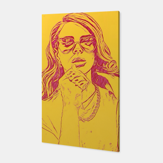 Thumbnail image of Lana Del Rey - Diet Mountain Dew Canvas, Live Heroes