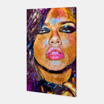 Thumbnail image of The Temptress Canvas, Live Heroes