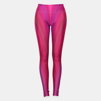 Thumbnail image of Be Pink - Be Girly Leggings, Live Heroes