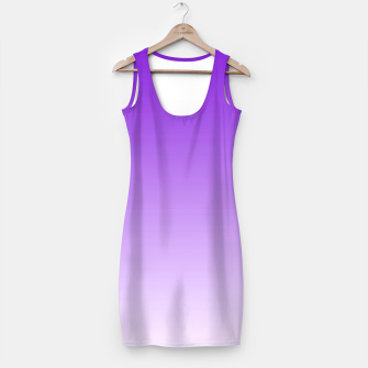 Miniaturka Purple Light Ombre Simple Dress, Live Heroes