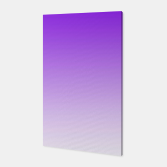 Thumbnail image of Purple Light Ombre Canvas, Live Heroes