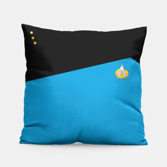 Imagen en miniatura de Star Trek - Starfleet Uniform - Blue Pillow, Live Heroes