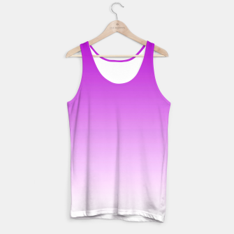 Thumbnail image of Violet Light Ombre Tank Top, Live Heroes