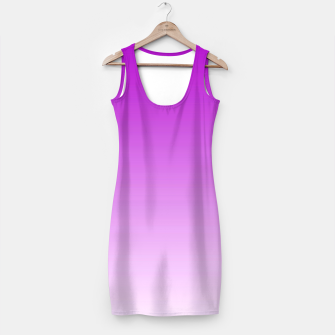 Miniaturka Violet Light Ombre Simple Dress, Live Heroes