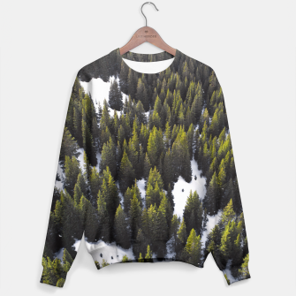 Thumbnail image of Winter Forest Sweater, Live Heroes