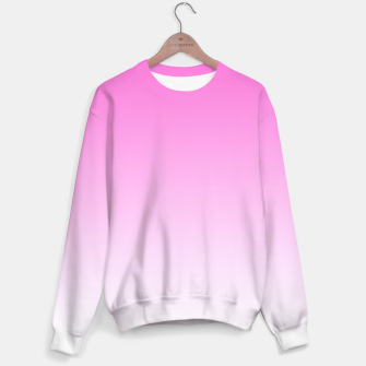 Thumbnail image of Pink Light Ombre Sweater, Live Heroes