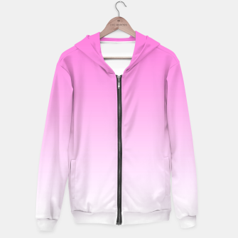 Thumbnail image of Pink Light Ombre Hoodie, Live Heroes