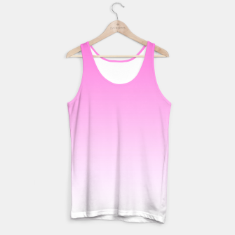 Thumbnail image of Pink Light Ombre Tank Top, Live Heroes