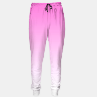 Thumbnail image of Pink Light Ombre Sweatpants, Live Heroes