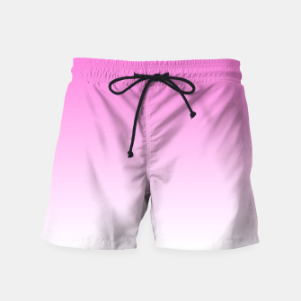 Thumbnail image of Pink Light Ombre Swim Shorts, Live Heroes