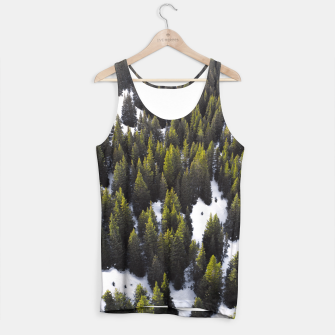 Thumbnail image of Winter Forest Tank Top, Live Heroes