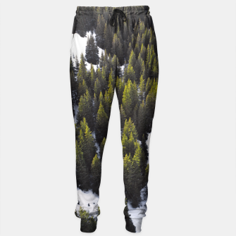 Thumbnail image of Winter Forest Sweatpants, Live Heroes