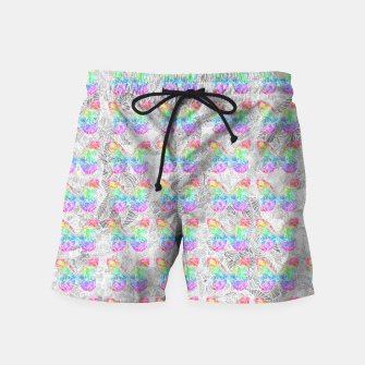 Thumbnail image of 6x6 Swim Shorts, Live Heroes