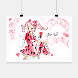 Miniaturka Cute Sweetie - Claire Sign Poster, Live Heroes