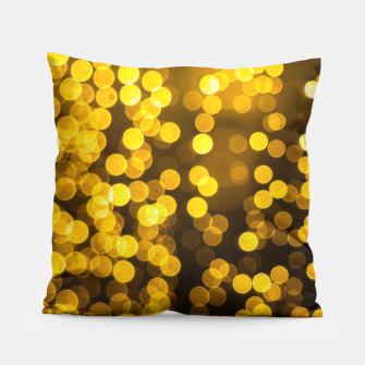 Imagen en miniatura de Golden Xmas Lights Pillow, Live Heroes