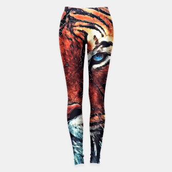 Thumbnail image of tiger  Legginsy, Live Heroes