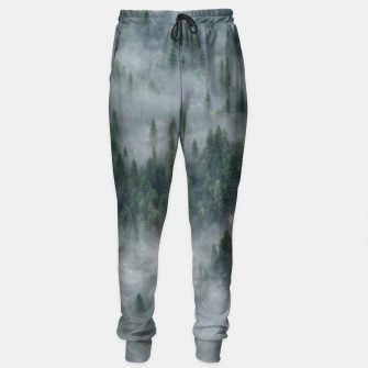 Thumbnail image of Foggy Yosemite Forest Sweatpants, Live Heroes