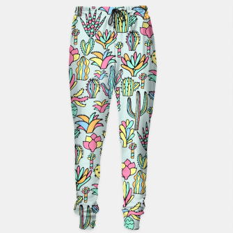 Thumbnail image of Succulents Sweatpants, Live Heroes