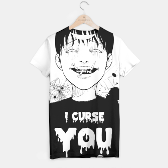 Thumbnail image of Curse Camiseta, Live Heroes