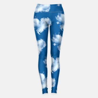 Thumbnail image of Clouds Legginsy, Live Heroes