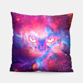 Imagen en miniatura de Space Cat Pillow, Live Heroes