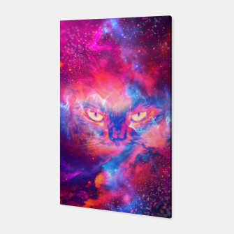 Thumbnail image of Space Cat Canvas, Live Heroes