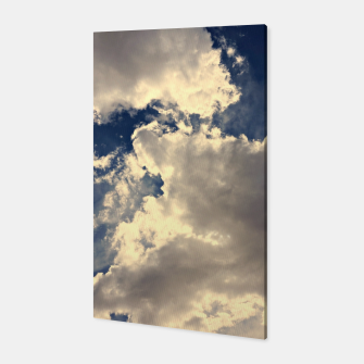 Thumbnail image of Summer Cloudy Sky Canvas, Live Heroes