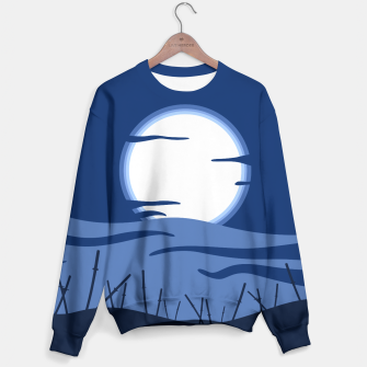 Thumbnail image of Oriental Battlefield Night Sweater, Live Heroes