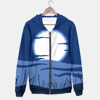 Thumbnail image of Oriental Battlefield Night Hoodie, Live Heroes