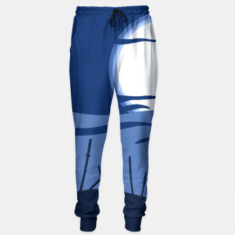 Thumbnail image of Oriental Battlefield Night Sweatpants, Live Heroes