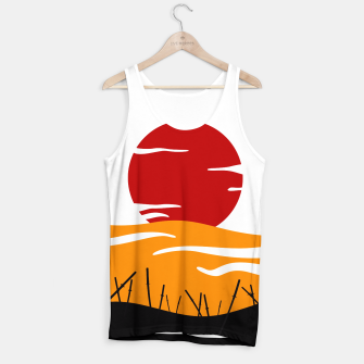 Thumbnail image of Oriental Battlefield Day Tank Top, Live Heroes
