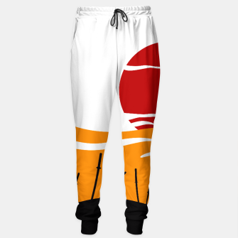 Thumbnail image of Oriental Battlefield Day Sweatpants, Live Heroes
