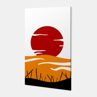 Thumbnail image of Oriental Battlefield Day Canvas, Live Heroes