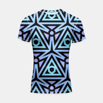 Thumbnail image of Alien Technology Shortsleeve Rashguard, Live Heroes