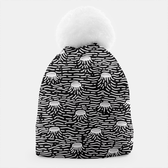 Miniaturka Light Moon Surface Beanie, Live Heroes
