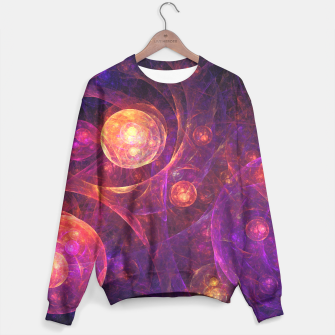 Miniatur Galaxy Space Sweater, Live Heroes