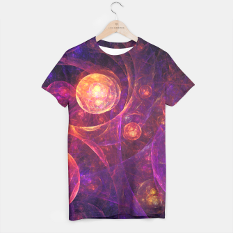 Thumbnail image of Galaxy Space T-shirt, Live Heroes