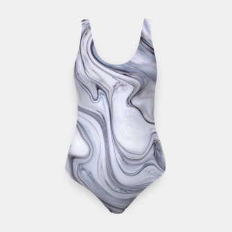 Miniatur Gray Marble Swimsuit, Live Heroes
