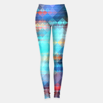 Thumbnail image of TM Design V Leggings, Live Heroes