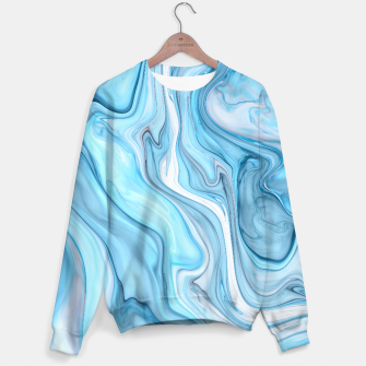 Miniatur Blue Marble Sweater, Live Heroes