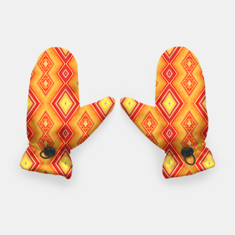 Miniatur African Pattern I Handschuhe, Live Heroes