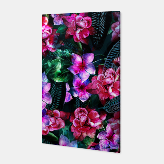 Thumbnail image of Bright flowering field Canvas, Live Heroes