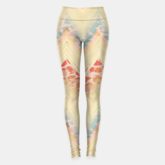 Thumbnail image of African Pattern II Leggings, Live Heroes